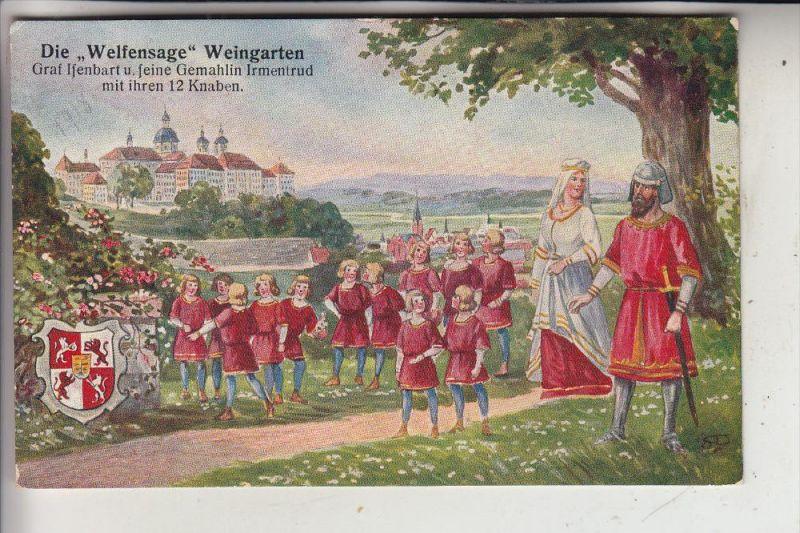 MONARCHIE - DEUTSCHLAND, Weingarten,