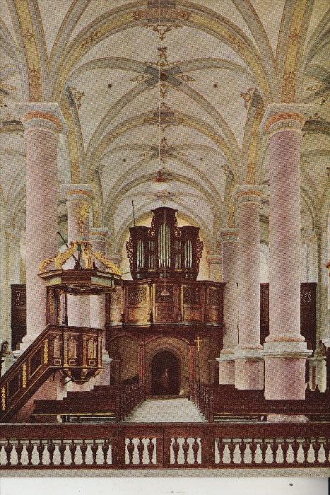 MUSIK - KIRCHENORGEL / Orgue / Organ / Organo - BEILSTEIN, Karmelitenkirche
