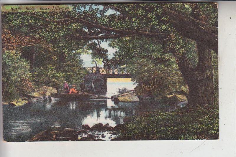 IRLAND - KERRY - KILLARNEY, Rustie Bridge Dinas,