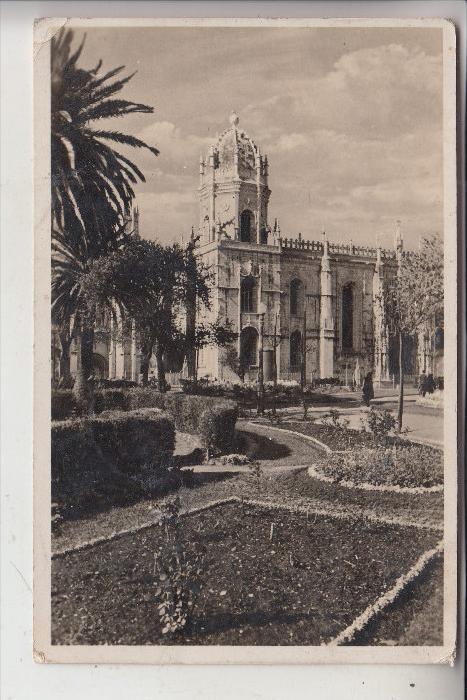 P 1000 LISBOA / LISSABON, Kloster Belem, 1938