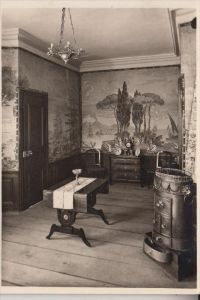 4400 MÜNSTER - GREVENBECK, Haus Rüschhaus, Schlafzimmer Annette v. Droste-Hülshoff, DKV # 83