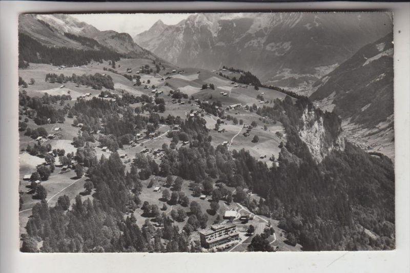 CH 8784 BRAUNWALD, Flugaufnahme, 1961