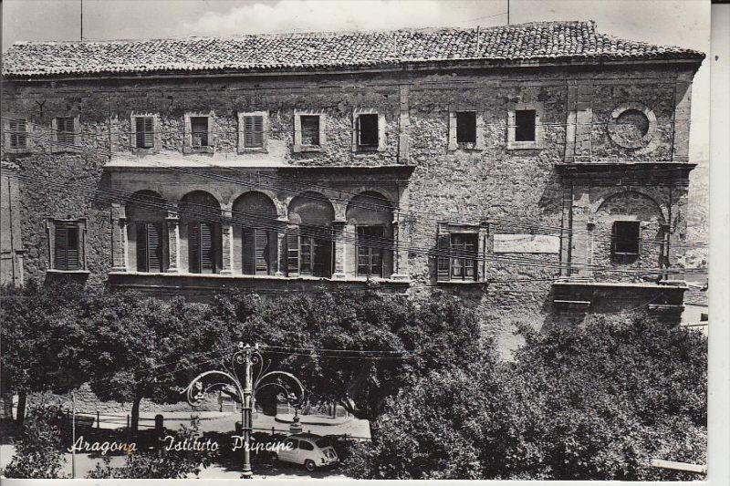 I 92021 ARAGONA, Istituto Pricipe