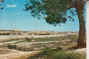 JORDANIEN / JORDAN, Jerusalem, Panorama, 1964