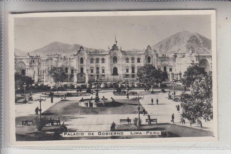 PERU, LIMA, Palacio de Gobierno