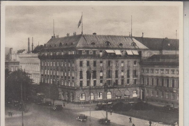 1000 BERLIn, Hotel Adlon