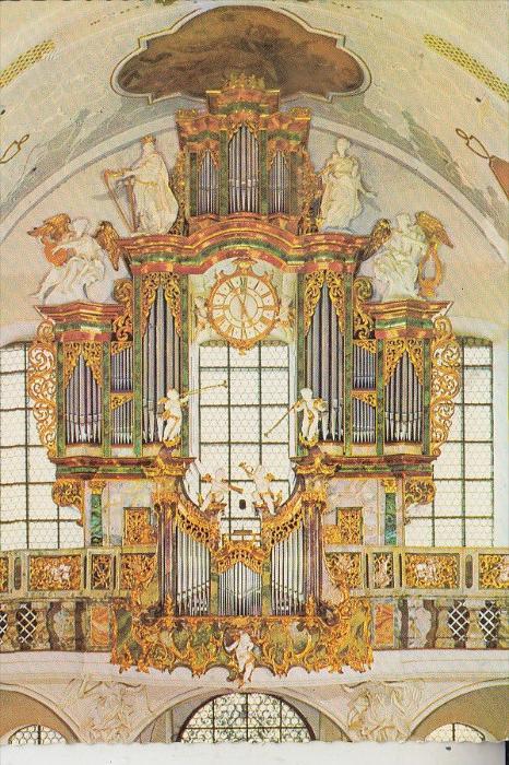 Kirchenorgel Musik