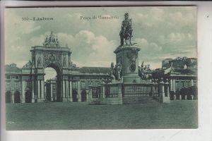 P 1000 LISBOA / LISSABON, Praga de Commercio