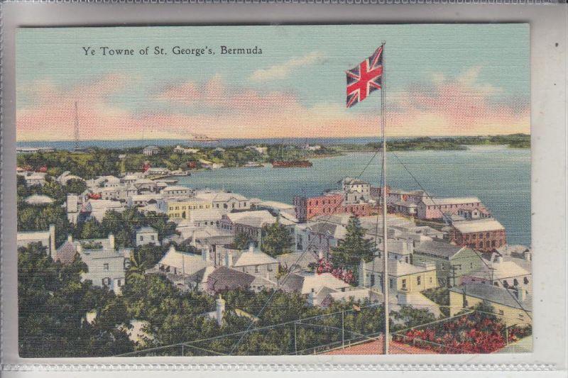 BERMUDA, Ye Towne of St. George's