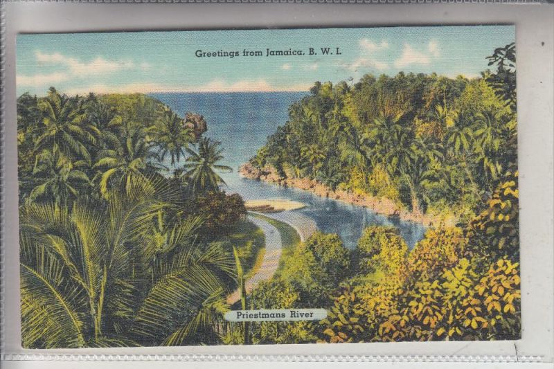 JAMAICA, Greetings from..., Priestmans River