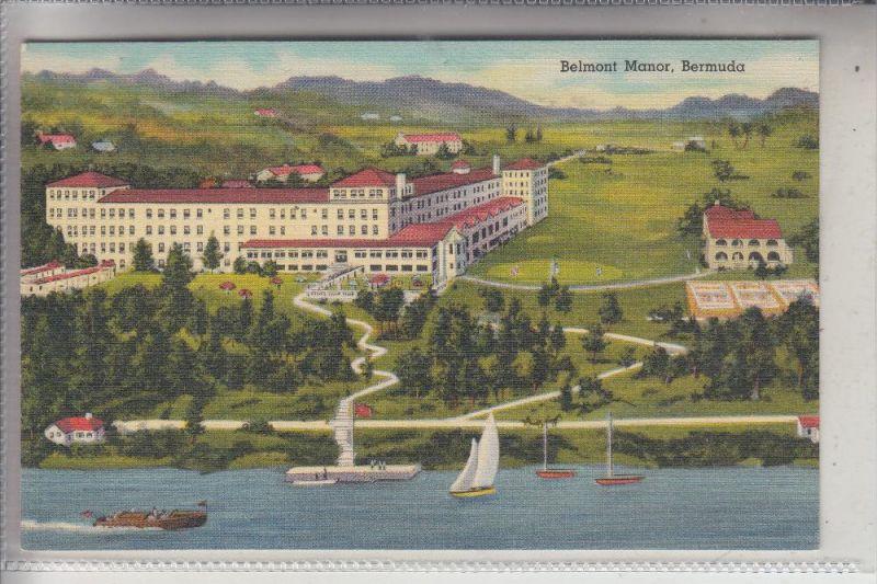 BERMUDA, Belmont Manor