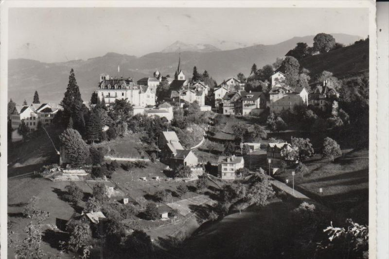CH 9428 WALZENHAUSEN, Ortsansicht, 1962