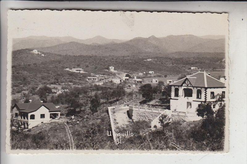 ARGENTINIEN - UNQUILLO, 1931, Photo-AK