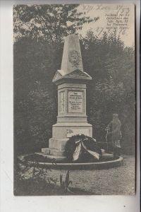F 60310 THIESCOURT, Denkmal für die Gefallenen des Ldw. Rgts. 53, 19016, Deutsche Feldpost