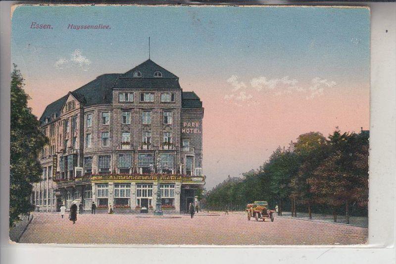 4300 ESSEN, Huyssenallee, 192...
