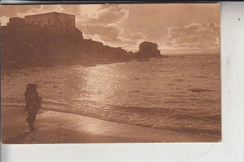 PALESTINA, Ruins of Cesarea, 1921, No. 16