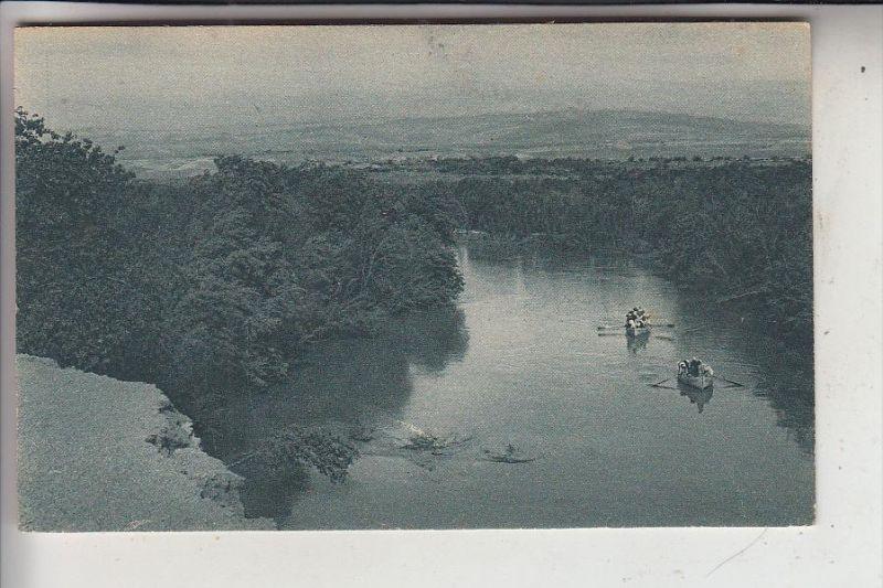 PALESTINA, River Jordan, Jericho, 1921, No. 34