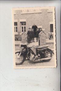 NL - ZUID-HOLLAND - MOLENWAARD - WIJNGAARDEN, Polizeiposten, 1958, Kleinphoto 10,2 x 7,2 cm