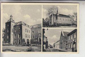 4156 WILLICH - NEERSEN, Hauptstrasse, Schloß, Kapelle