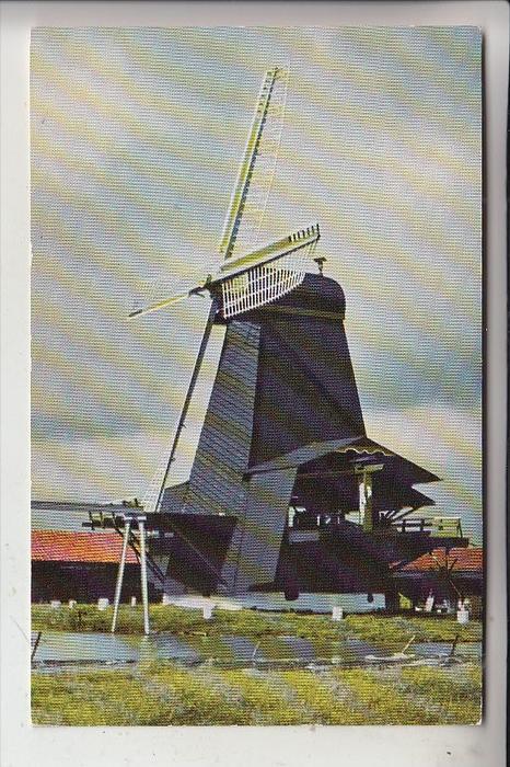 MÜHLE - WINDMÜHLE / Molen / Mill / Moulin - ZAANDAM, Houtzaagmolen, saw-mill, Sägemühle