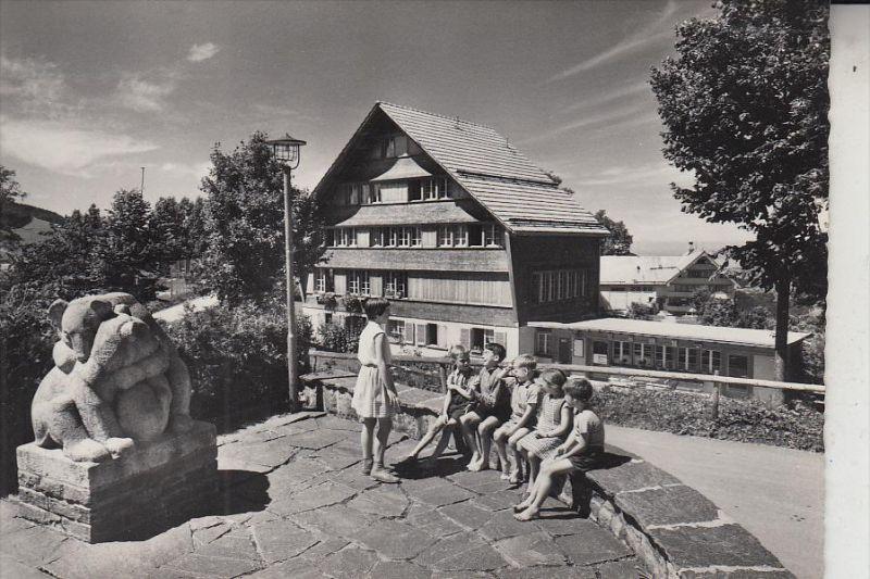 CH 9043 TROGEN, Kinderdorf Pestalozzi