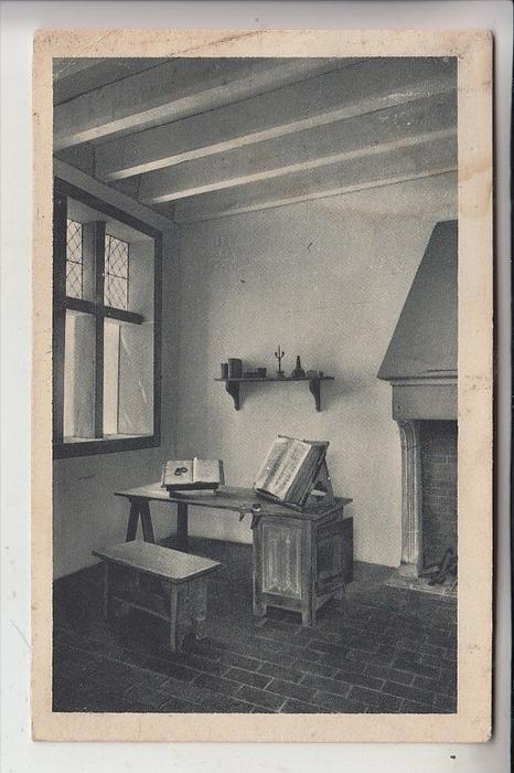 5000 KÖLN, EREIGNIS, KÖLN - DEUTZ, PRESSA 1928, Katholische Sonderschau auf der Pressa / Spätgotische Schreibstube