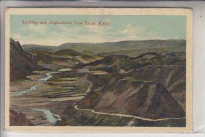 AFGHANISTAN, from Lundi Kotal / Landi Kotal / Kyber-Pass