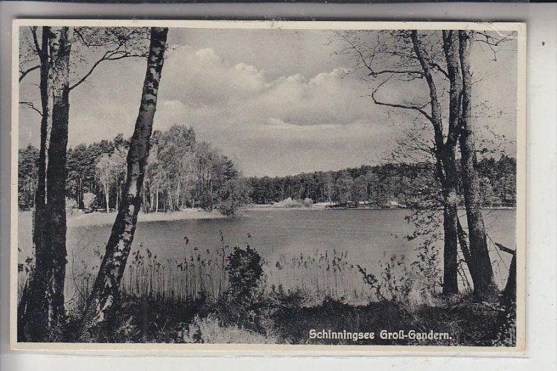 NEUMARK, GROSS GANDERN, Schinningsee, 1934