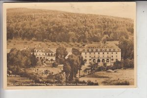 6482 BAD ORB, Sanatorium Küppelsmühle / Kurhaus Annenhof