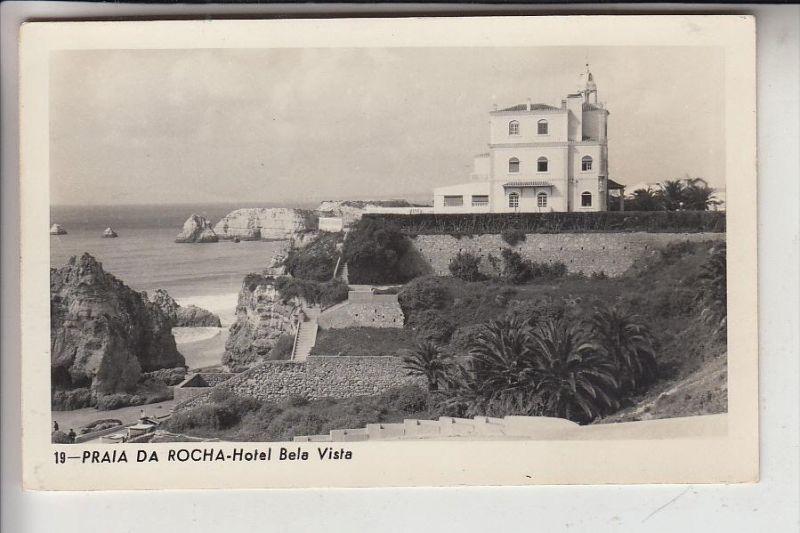 P 8500 PORTIMAO, Hotel Bela Vista, Praia de Rocha, 1961