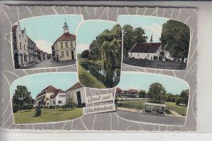 4175 WACHTENDONK, Mehrbildkarte, 60er Jahre, handcoloriert