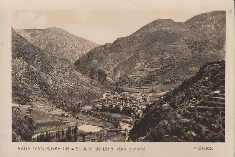 ANDORRA, St. Julia de Loria