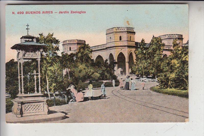 ARGENTINIEN - BUENOS AIRES - Jardin Zoologico