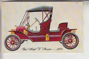 AUTO - FORD Model T Roadster 1909