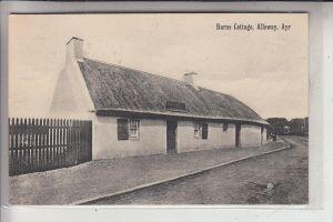 UK - SCHOTTLAND - AYRSHIRE, Alloway, Burns Cottage
