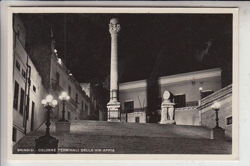 I 72100 BRINDISI, Colonne Terminali dell Via Appia