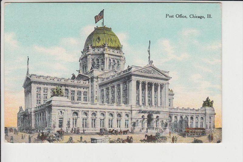 USA - ILLINOIS - CHICAGO, Post Office