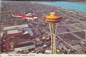 HUBSCHRAUBER / HELIKOPTER, Seattle-USA