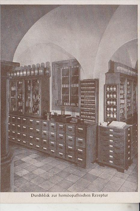 GESUNDHEIT - APOTHEKE - Mohren-Apotheke Bayreuth, homöopat. Rezeptur