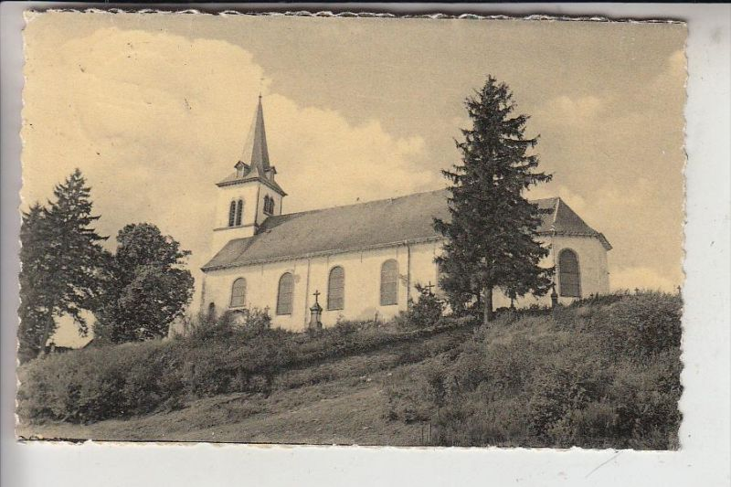 B 6840 NEUFCHATEAU - LONGLIER, L'Eglise, 1960