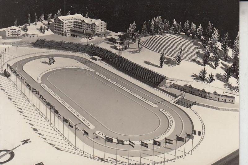 SPORT - WINTERSPORT - Eisstadion Misurina - Model