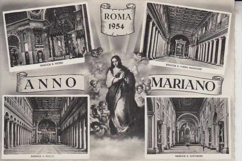 VATICAN - ANNO SANTO 1954