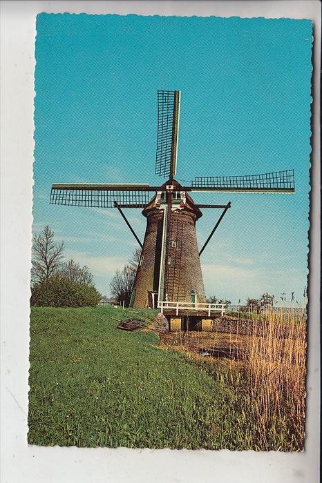 MÜHLE - WINDMÜHLE / Molen / Mill / Moulin - HOLLANDSE Molen