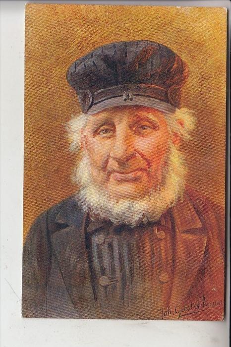 KÜNSTLER - ARTIST - JOH. GERSTENHAUER
