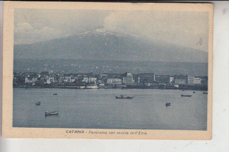 I 95100 CATANIA, Panorama & Etna