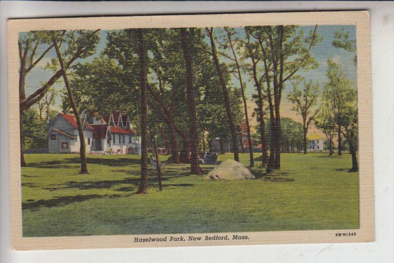 USA - MASSACHUSETTS - NEW BEDFORD, Hazelwood Park, Teich