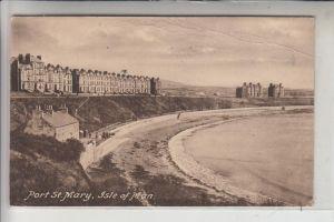 UK - ENGLAND - ISLE OF MAN, Port St.Mary, 1922, AF