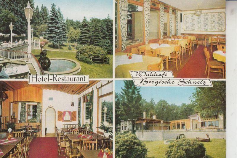 5250 ENGELSKIRCHEN - EHRESHOVEN - OBERSTAAT, Hotel-Restaurant