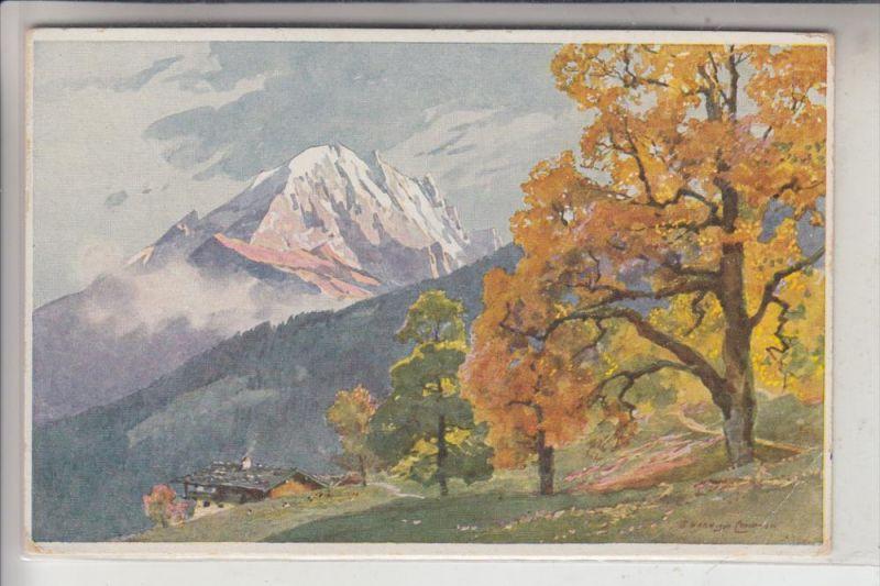 KÜNSTLER - ARTIST - E.H. Compton,