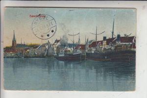 DK 6400 SONDERBORG / SONDERBURG, 1929
